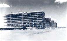 A construção em aço na história de Brasília
