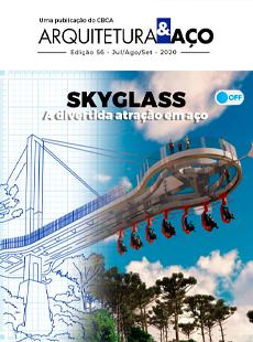 Arquitetura & Aço nº 56 - SKYGLASS A divertida atraçã...