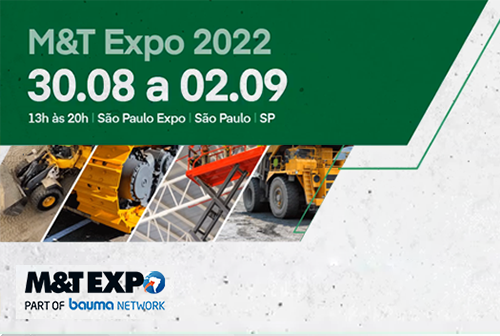 M&T Expo - bauma NETWORK