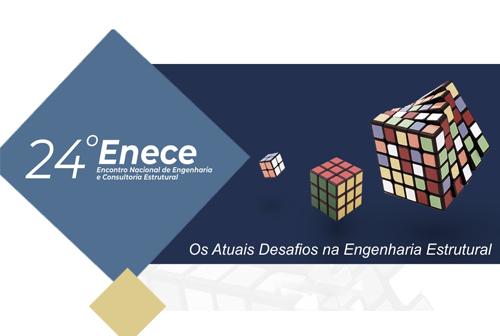 ENECE 2021 - 24º Encontro Nacional de Engenharia e Consultoria Estrutura