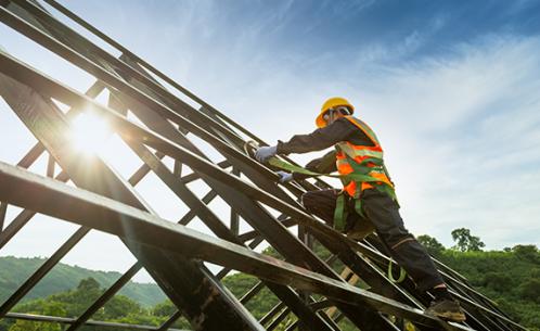 O sucesso do aço na construção civil