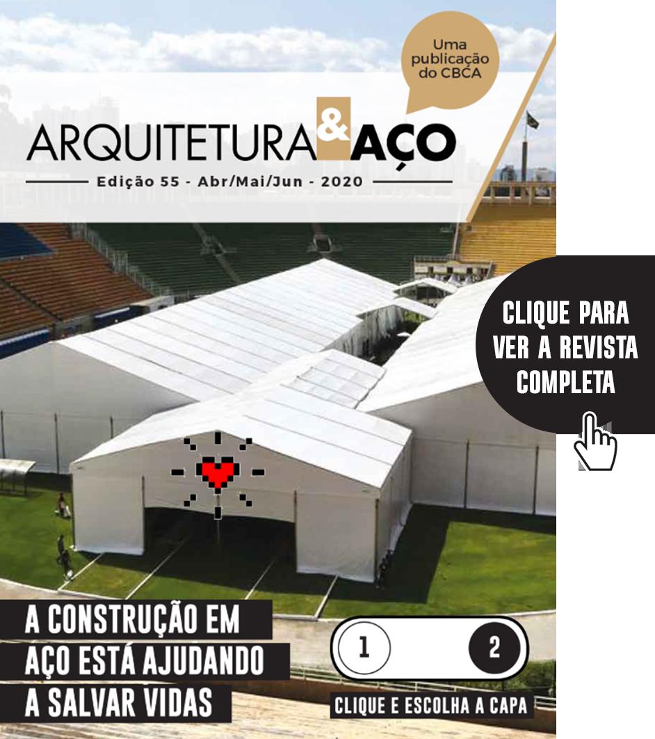 Revista Arquitetura & Aço número 55