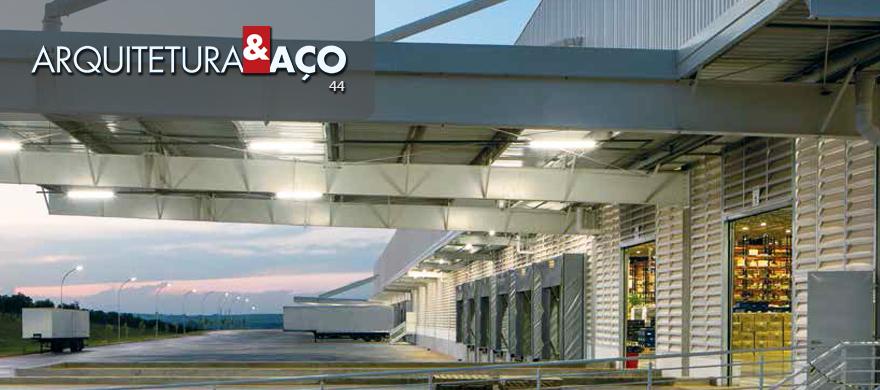 Revista Arquitetura & A�o - Ed 44