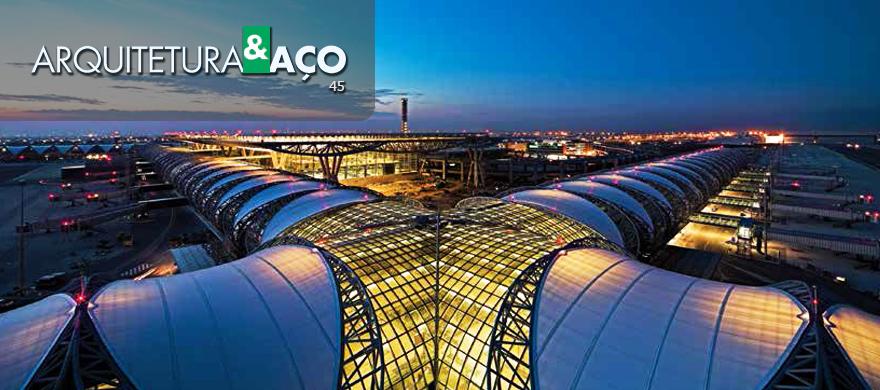 Revista Arquitetura & A�o - Ed 45