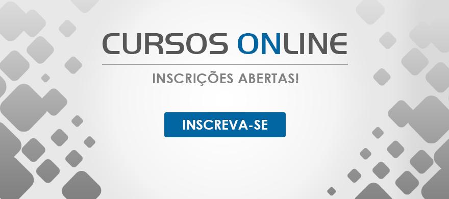 Cursos Online - Outubro 2016