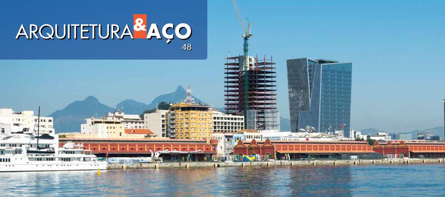 Revista Arquitetura & Aço - Ed. 48