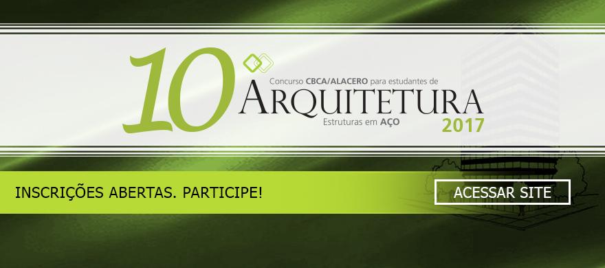 10º Concurso CBCA para Estudantes de Arquitetura