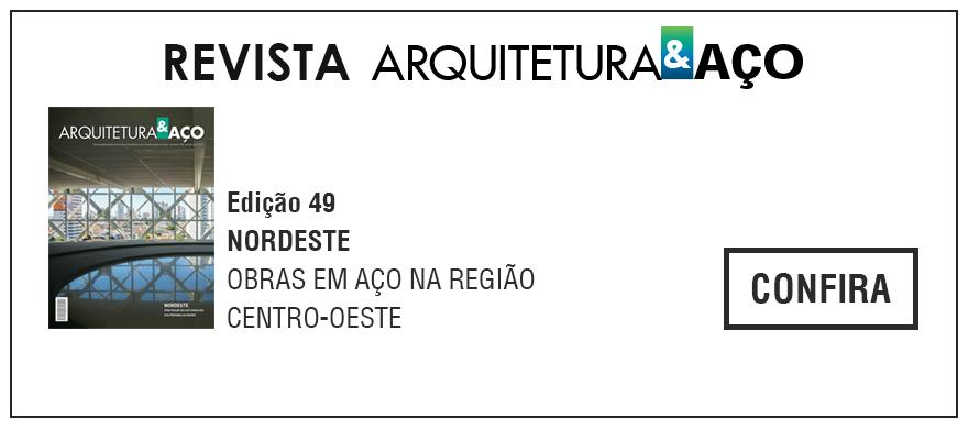 Revista Arquitetura e Aço Ed. 49