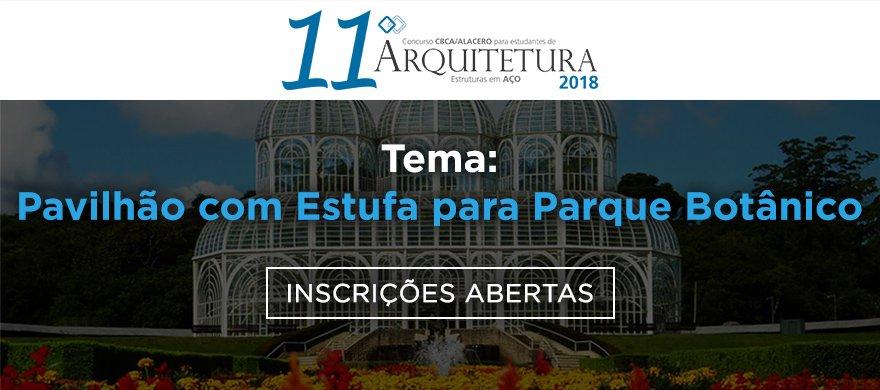 11º Concurso de Arquitetura