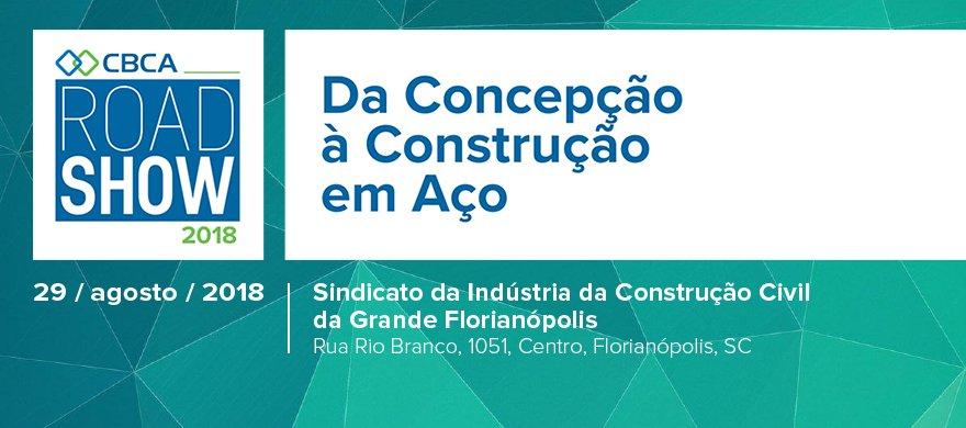 RoadShow 2018 - Florianópolis - SC