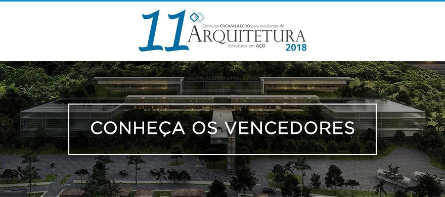 Vencedores 11º Concurso de Arquitetura