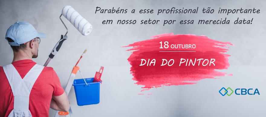 18/10 - Dia do Pintor