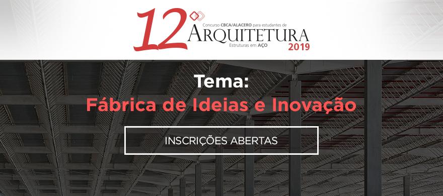 12º Concurso de Arquitetura