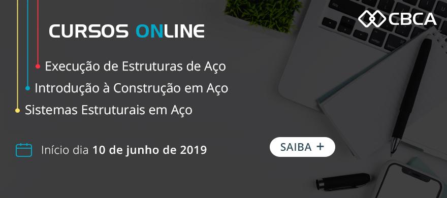 Cursos Online CBCA - Junho 2019