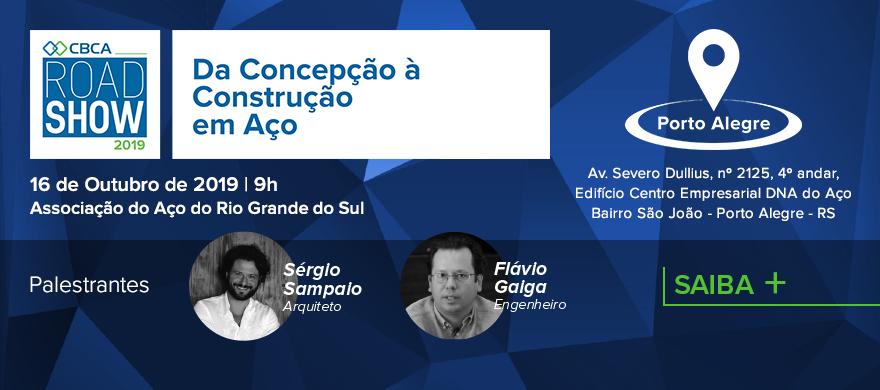 RoadShow - Porto Alegre - RS