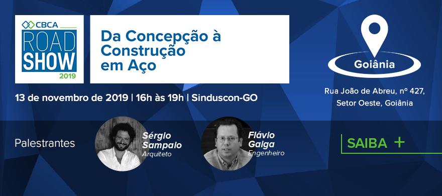 RoadShow - Goiânia - GO