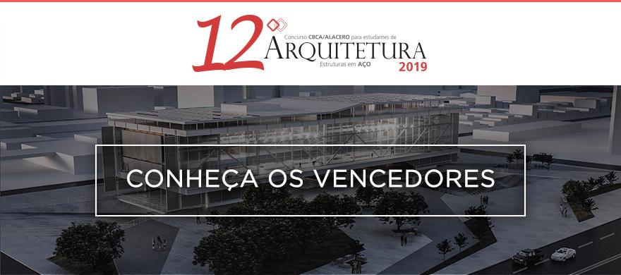 Vencedores do Concurso de Arquitetura 2019