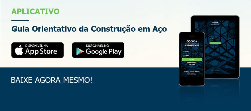 App - Guia Orientativo da Construção em Aço