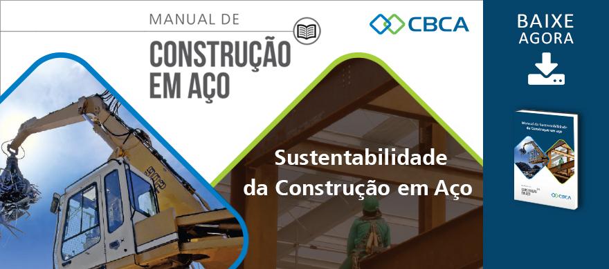 Manual de Construção em Aço - Sustentabilidade