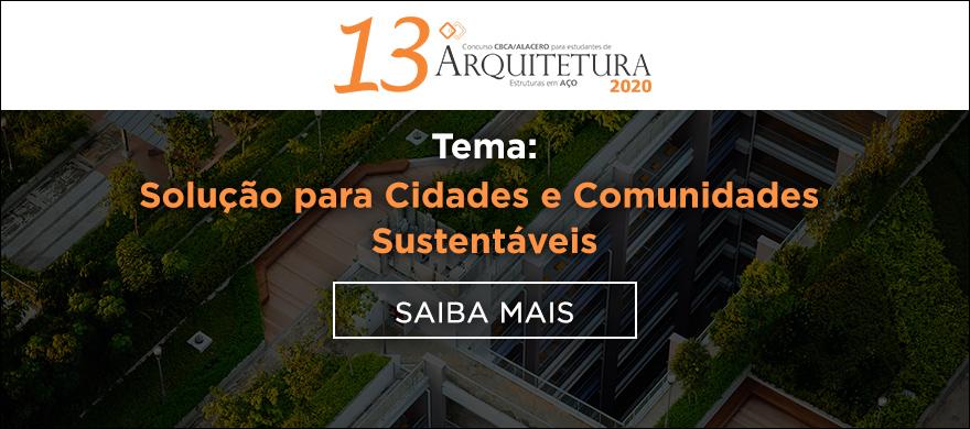 13º Concurso de Arquitetura