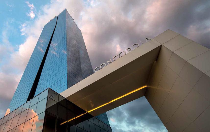 Edifício Concordia Corporate (MG)