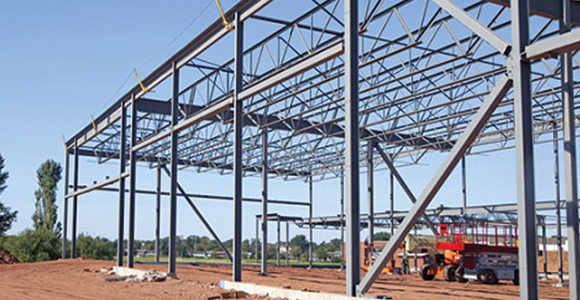 Light Steel Frame garante obras rápidas e limpas